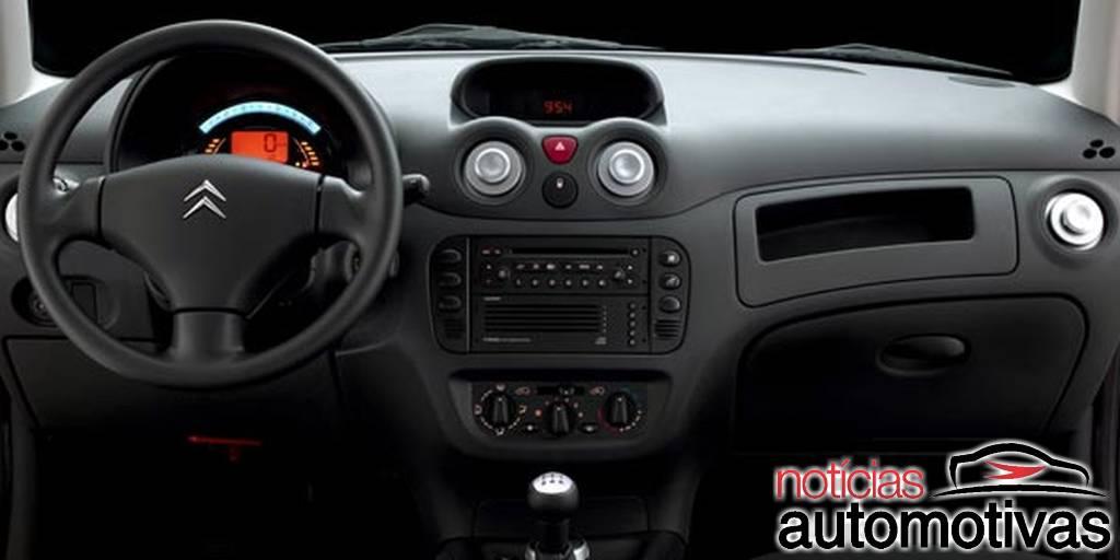 C3 2012: fotos, detalhes, motor, consumo, preços, equipamentos