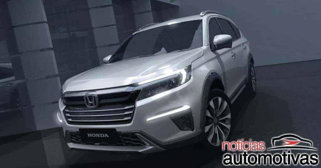 Índia: Honda planeja SUV compacto maior e cancela pequeno ZR-V