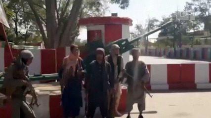 VÍDEO: O avanço do Talibã no Afeganistão